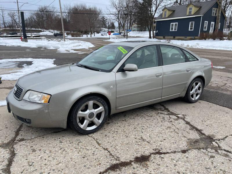 2004 Audi A6 for sale at NJ Quality Auto Sales LLC in Richmond IL