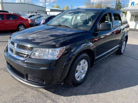 2012 Dodge Journey for sale at RABI AUTO SALES LLC in Garden City ID