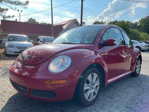 2010 Volkswagen New Beetle for sale at Car Online in Roswell GA