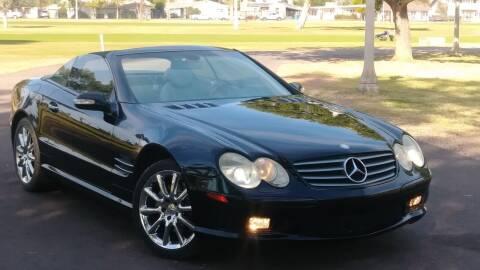 2003 Mercedes-Benz SL-Class for sale at CAR MIX MOTOR CO. in Phoenix AZ