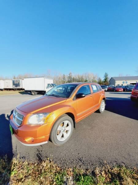 2011 Dodge Caliber for sale at Jeff's Sales & Service in Presque Isle ME