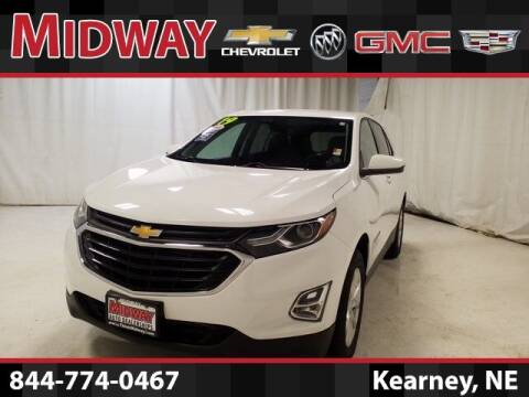 2019 Chevrolet Equinox for sale at Midway Auto Outlet in Kearney NE