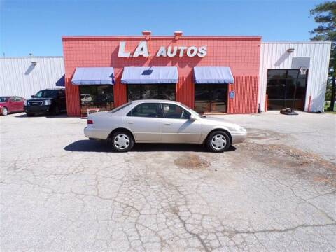 1997 Toyota Camry for sale at L A AUTOS in Omaha NE