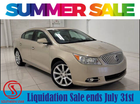 2010 Buick LaCrosse for sale at Southern Star Automotive, Inc. in Duluth GA