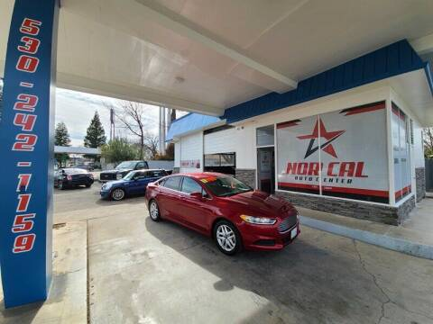 2014 Ford Fusion for sale at Nor Cal Auto Center in Anderson CA