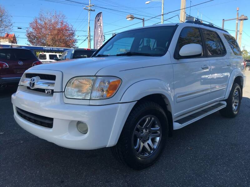 2005 Toyota Sequoia for sale at Michael's Imports in Tallahassee FL