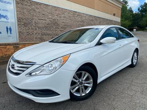 2014 Hyundai Sonata for sale at Gwinnett Luxury Motors in Buford GA