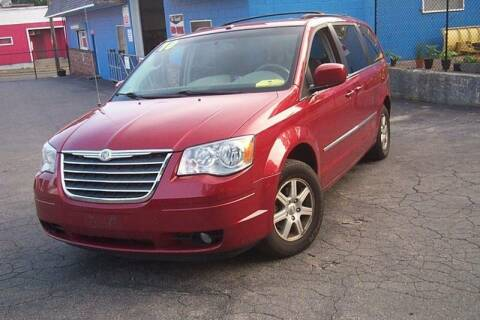 2010 Chrysler Town and Country for sale at BAR Auto Sales in Brockton MA