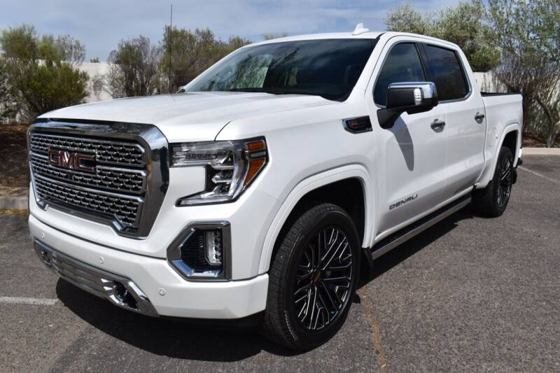 2020 GMC Sierra 1500 for sale at AMERICAN LEASING & SALES in Tempe AZ