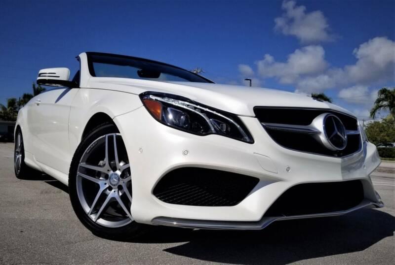 2016 Mercedes-Benz E-Class for sale at Progressive Motors in Pompano Beach FL