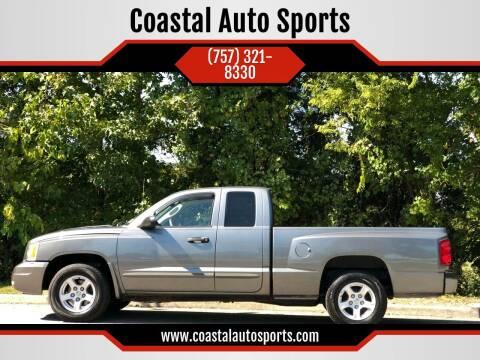 2005 Dodge Dakota for sale at Coastal Auto Sports in Chesapeake VA
