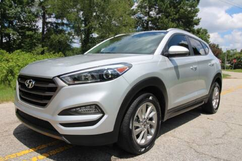 2016 Hyundai Tucson for sale at Oak City Motors in Garner NC