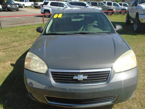 2008 Chevrolet Malibu Classic for sale at Alabama Auto Sales in Semmes AL