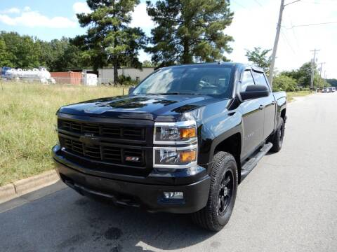 2014 Chevrolet Silverado 1500 for sale at United Traders Inc. in North Little Rock AR