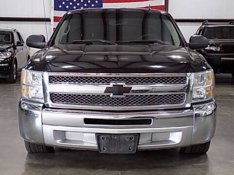 2012 Chevrolet Silverado 1500 for sale at Texas Motor Sport in Houston TX