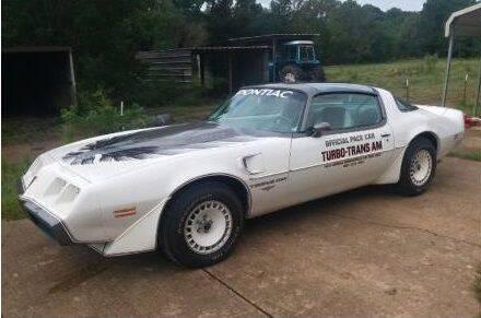 1980 Pontiac Trans Am for sale at Classic Car Deals in Cadillac MI