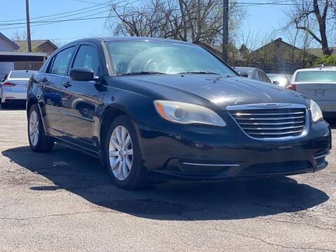2012 Chrysler 200 for sale at Auto Start in Oklahoma City OK