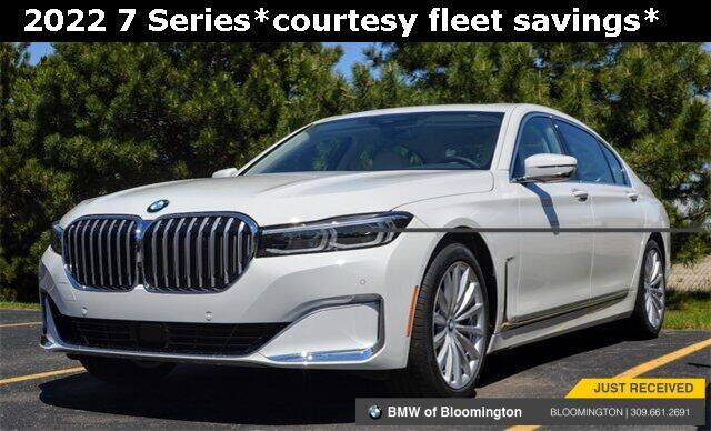 2022 BMW 7 Series for sale in Bloomington, IL