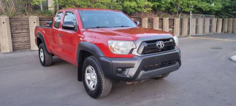 2013 Toyota Tacoma for sale at U.S. Auto Group in Chicago IL