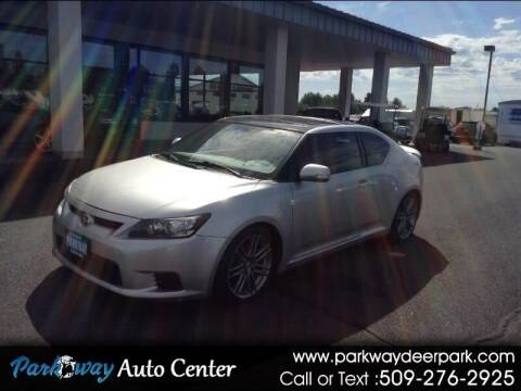 2013 Scion tC for sale at PARKWAY AUTO CENTER AND RV in Deer Park WA