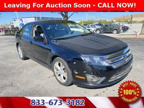2012 Ford Fusion for sale at Glenbrook Dodge Chrysler Jeep Ram and Fiat in Fort Wayne IN
