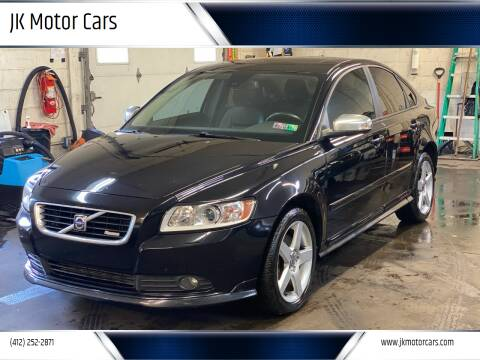 2010 Volvo S40 for sale at JK Motor Cars in Pittsburgh PA
