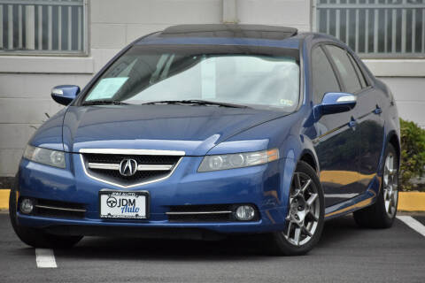 2007 Acura TL for sale at JDM Auto in Fredericksburg VA
