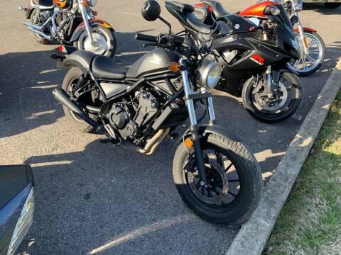 2019 Honda Rebel for sale at Dan Powers Honda Motorsports in Elizabethtown KY