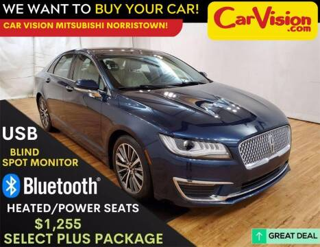 2017 Lincoln MKZ Hybrid for sale at Car Vision Mitsubishi Norristown in Trooper PA