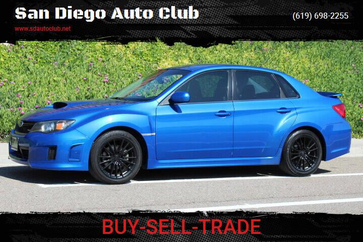 2011 Subaru Impreza for sale in Spring Valley, CA
