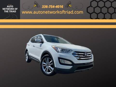 2013 Hyundai Santa Fe Sport for sale at Auto Network of the Triad in Walkertown NC