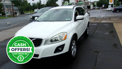 2010 Volvo XC60 for sale at FERINO BROS AUTO SALES in Wrightstown PA