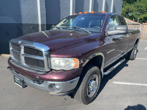2004 Dodge Ram Pickup 3500 for sale at APX Auto Brokers in Lynnwood WA
