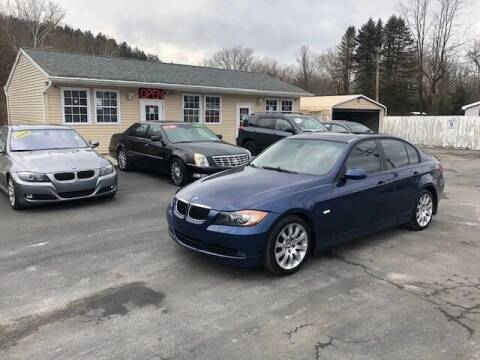 2006 BMW 3 Series for sale at INTERNATIONAL AUTO SALES LLC in Latrobe PA