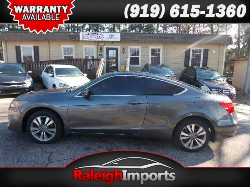 2011 Honda Accord for sale at Raleigh Imports in Raleigh NC