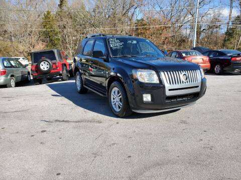 2010 Mercury Mariner for sale at DISCOUNT AUTO SALES in Johnson City TN