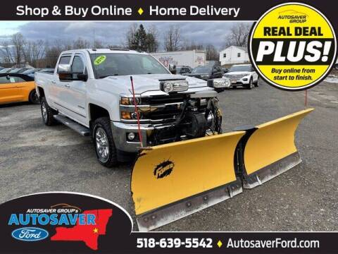 2019 Chevrolet Silverado 2500HD for sale at Autosaver Ford in Comstock NY