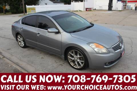 2008 Nissan Altima for sale at Your Choice Autos in Posen IL