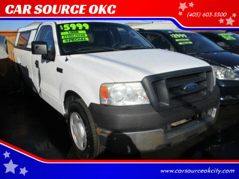 2005 Ford F-150 for sale at Car One - CAR SOURCE OKC in Oklahoma City OK