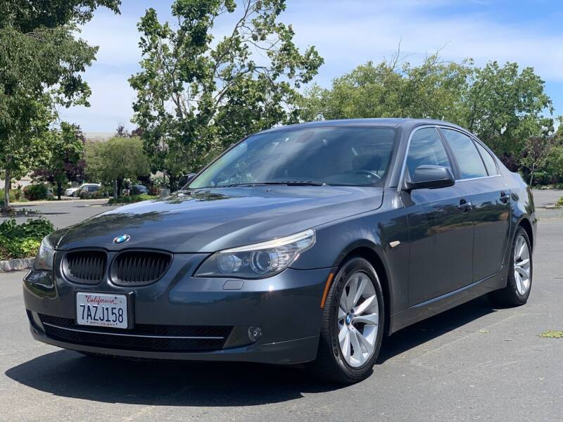 2010 BMW 5 Series for sale at Silmi Auto Sales in Newark CA