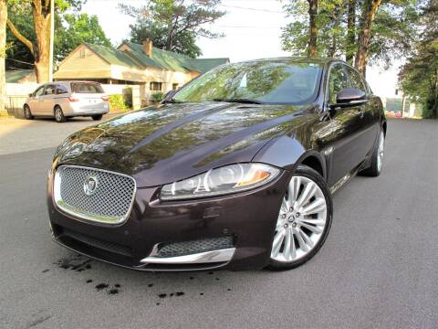2012 Jaguar XF for sale at Top Rider Motorsports in Marietta GA