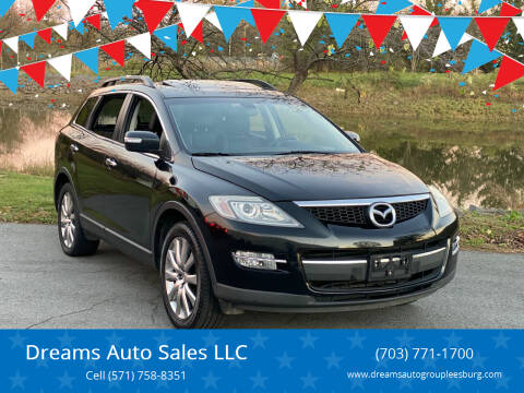 2009 Mazda CX-9 for sale at Dreams Auto Sales LLC in Leesburg VA