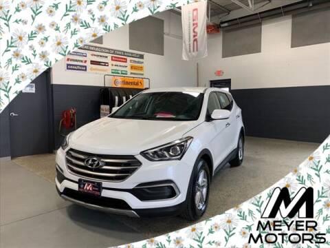 2018 Hyundai Santa Fe Sport for sale at Meyer Motors in Plymouth WI