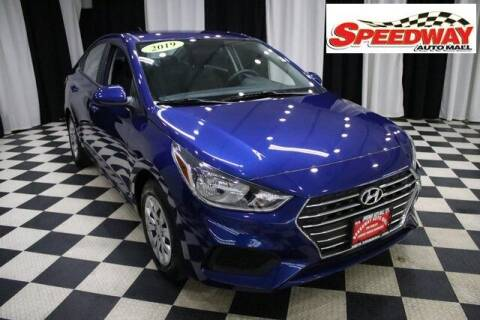 2019 Hyundai Accent for sale at SPEEDWAY AUTO MALL INC in Machesney Park IL