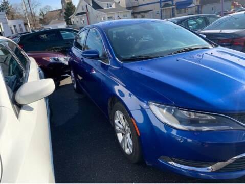 2015 Chrysler 200 for sale at Bay Motors Inc in Baltimore MD