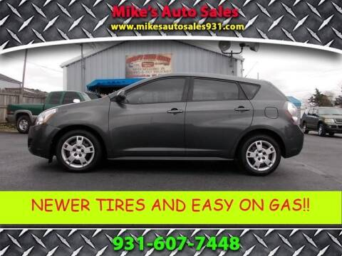 2010 Pontiac Vibe for sale at Mike's Auto Sales in Shelbyville TN