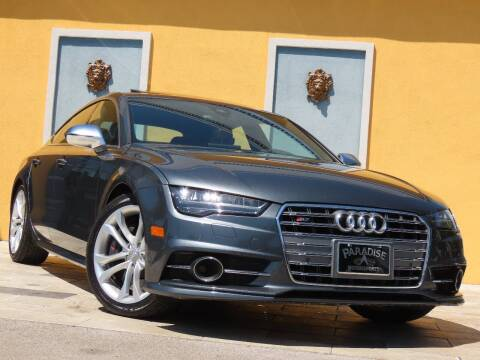 2017 Audi S7 for sale at Paradise Motor Sports LLC in Lexington KY