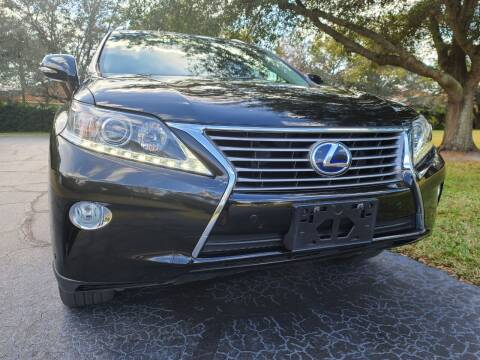 2013 Lexus RX 450h for sale at Monaco Motor Group in Orlando FL
