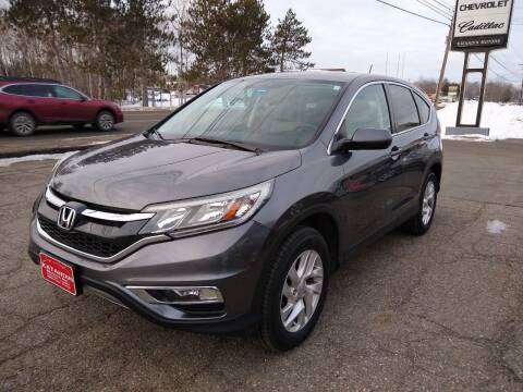 2016 Honda CR-V for sale at KATAHDIN MOTORS INC /  Chevrolet Sales & Service in Millinocket ME