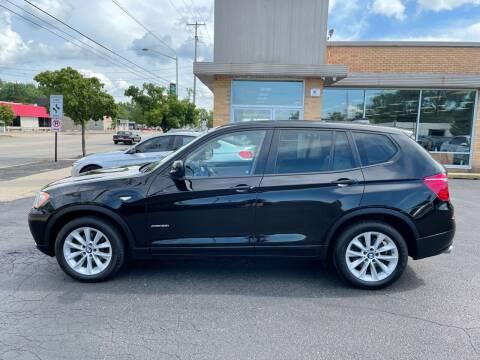2014 BMW X3 for sale at Auto Sport INC in Grand Rapids MI